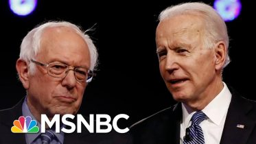 Can Biden Bounce Back Against A Surging Sanders In South Carolina? TITLE | The 11th Hour | MSNBC 6