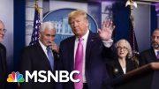 A Call For Bipartisan Response As Virus Fears Grow | Morning Joe | MSNBC 4