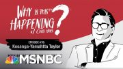 Chris Hayes Podcast With Keeanga Yamahtta Taylor | Why Is This Happening? - Ep 78 | MSNBC 4