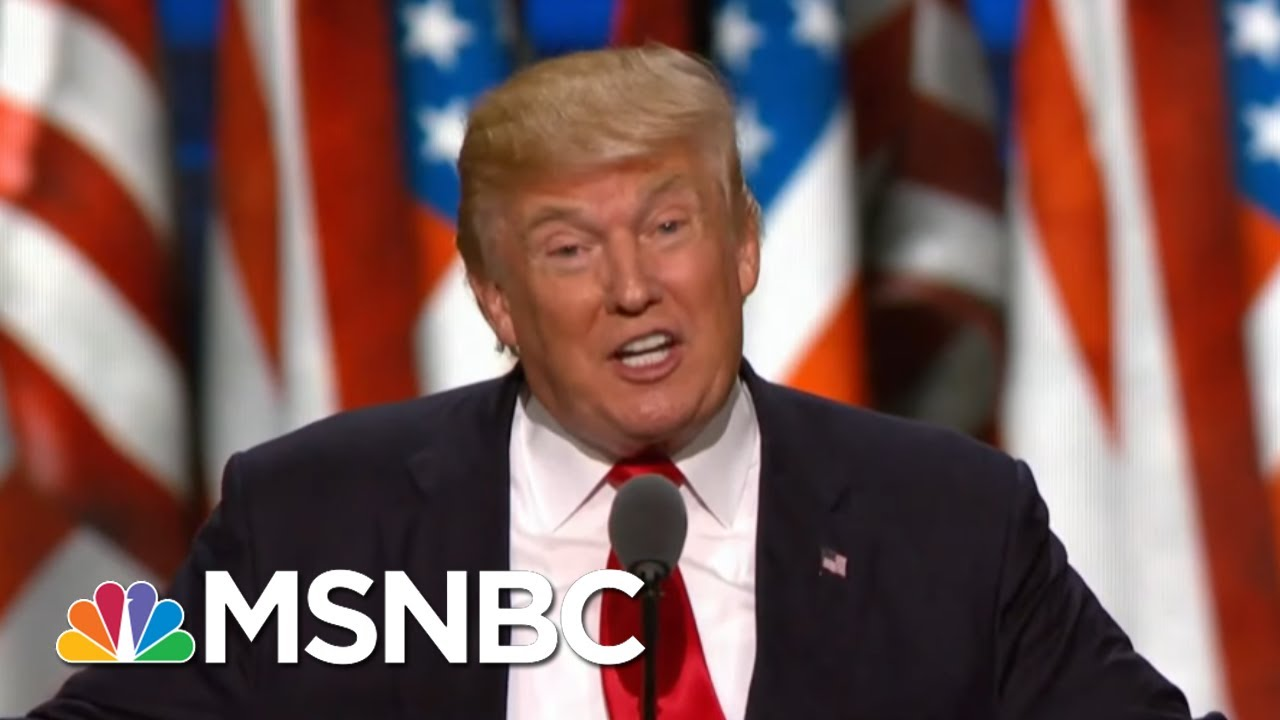 President Donald Trump: Coronavirus Will Disappear One Day 'Like A Miracle' | Deadline | MSNBC 1