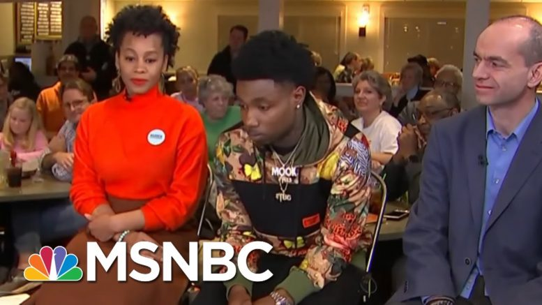 Mike Bloomberg's Billions Backfire With Some Dem Voters | The Beat With Ari Melber | MSNBC 1