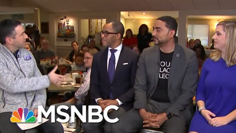 Biden Goes There: Sanders' Dem Socialism Won't Fly Against Trump | The Beat With Ari Melber | MSNBC 1