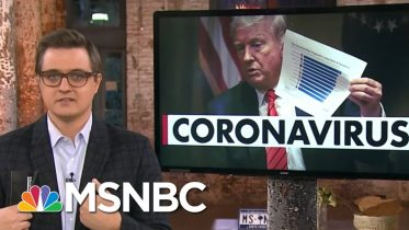 Hayes On Dangers Of Incompetent Admin Trying To Lead Us Through A Major Crisis | All In | MSNBC 6