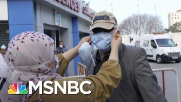 Coronavirus Fears Cause Stocks To Plunge In Worst Week Since 2008 Crisis | The Last Word | MSNBC 6