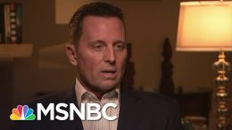 Trump Picks Political Ally Rep. John Ratcliffe For Intel Chief | The Last Word | MSNBC 2