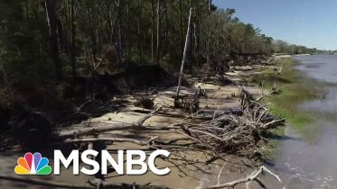 Key Primary State Faces Climate Change Crisis | The Last Word | MSNBC 6