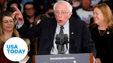 Bernie Sanders full speech at Iowa Caucus 2020 | USA TODAY 6