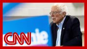 Watch Bernie Sanders' reaction to Biden's win 2
