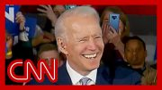 Biden takes shot at Sanders in victory speech 5