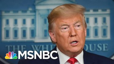 Trump: First U.S. Death From Coronavirus Was A 'Medically High-Risk' Patient | MSNBC 6