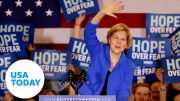 Elizabeth Warren: 'if people not money come first, this campaign is for you.' | USA TODAY 4