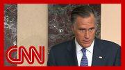 Mitt Romney says he'll vote to convict Trump 5