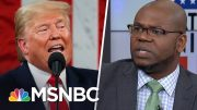 Johnson: State Of The Union Was Like 'A Game Show,' 'Micro-Targeted Campaign Commercial' | MSNBC 3