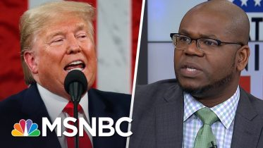 Johnson: State Of The Union Was Like 'A Game Show,' 'Micro-Targeted Campaign Commercial' | MSNBC 6