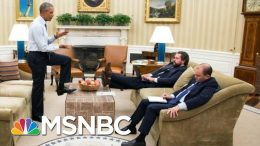 Obama Speechwriter On Trump State Of The Union: 'I'm In Mourning' | The 11th Hour | MSNBC 7