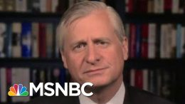 Jon Meacham: Adam Schiff & Nancy Pelosi Are Progressive 'Guardians' | The Last Word | MSNBC 9