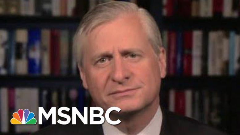 Jon Meacham: Adam Schiff & Nancy Pelosi Are Progressive 'Guardians'   The Last Word   MSNBC 1