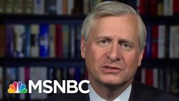Jon Meacham: History Shows 10 Percent Of Voters Are Up For Grabs | MTP Daily | MSNBC 7