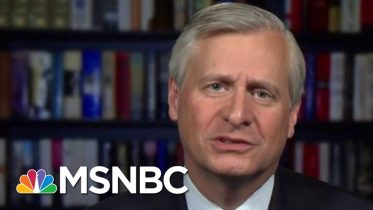Jon Meacham: History Shows 10 Percent Of Voters Are Up For Grabs | MTP Daily | MSNBC 6