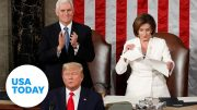 5 surprising State of the Union moments, including Trump's handshake snub | USA TODAY 4