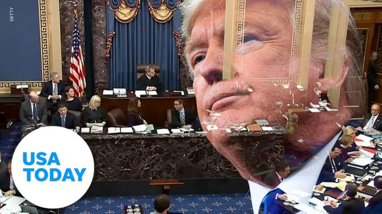 President Trump acquitted from impeachment | USA TODAY 1
