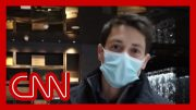 CNN journalists living and working under coronavirus quarantine 3