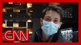CNN journalists living and working under coronavirus quarantine 1