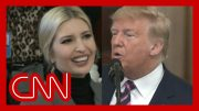 CNN debunks Trump's claim about Ivanka during speech 2