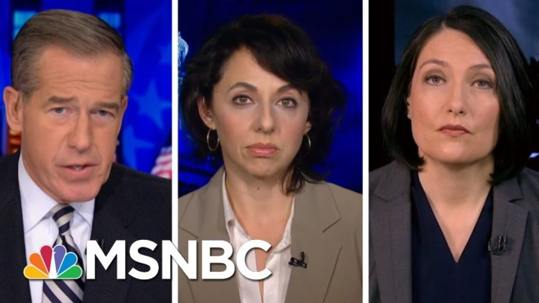 Jeremy Bash: Trump Acquittal Is A green Light To America's Enemies | The 11th Hour | MSNBC 1