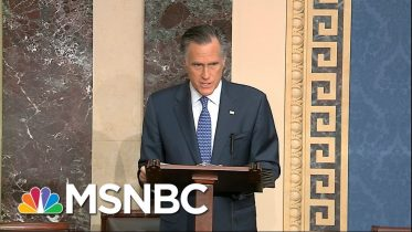 Sen. Doug Jones: Vote To Convict Trump A 'Vote Of Conscience' | The Last Word | MSNBC 5