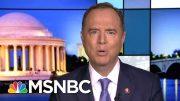 Adam Schiff: NSA Withheld Trump Ukraine Evidence From Intel Committees | Rachel Maddow | MSNBC 4