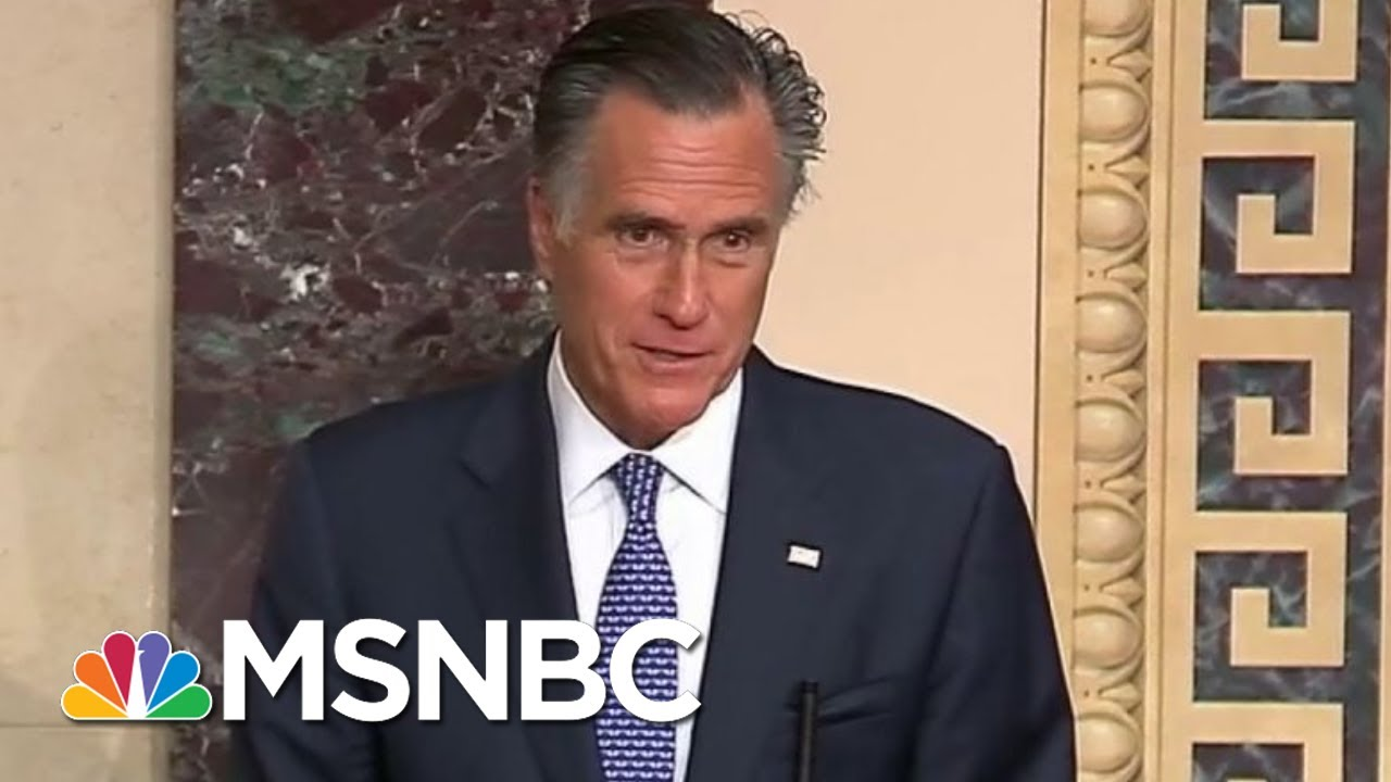 Senate Acquits Trump On Articles Of Impeachment - Day That Was | MSNBC 5