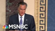Joe: A Higher Calling Guided Mitt Romney | Morning Joe | MSNBC 4