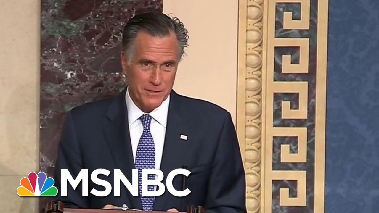 Joe: A Higher Calling Guided Mitt Romney | Morning Joe | MSNBC 4