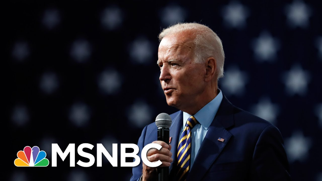 Joe Biden Campaign Recognizes Whole Thing Is On The Line In NH   Morning Joe   MSNBC 7
