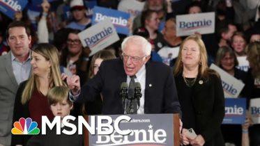 Bernie Sanders Raises $25M In January   Morning Joe   MSNBC 6