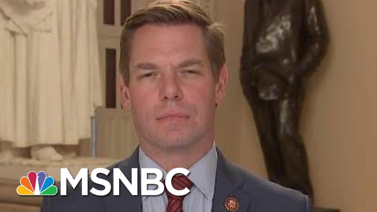 Swalwell: If Bolton Has Info, I'm Sure That Pelosi Will Authorize Subpoena Power | Deadline | MSNBC 4
