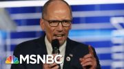 DNC Chair Calls On Iowa Democratic Party To Recanvass The Results Of The Caucus | MTP Daily | MSNBC 2