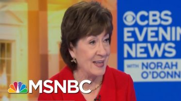Susan Collins Claims Trump Has Learned His Lesson | All In | MSNBC 6