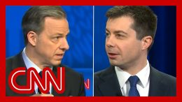 Tapper confronts Buttigieg over key poll number 6