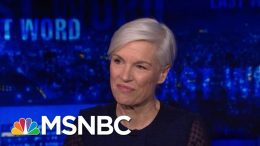 Cecile Richards Says Women Are Motivated To Defeat Trump In 2020 | The Last Word | MSNBC 3