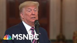 Lawrence: Prayer Breakfast Rant Shows Trump Doesn't Understand What Love Is | The Last Word | MSNBC 2