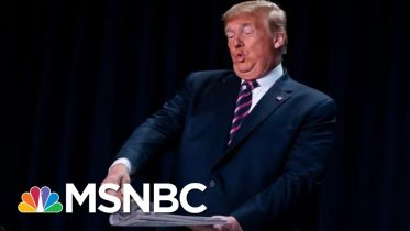 How Trump's National Prayer Breakfast Remarks Compare To Obama And Bush | The 11th Hour | MSNBC 6