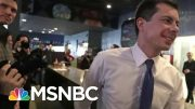 Buttigieg Surges, Biden Slips In New NH Polling | Morning Joe | MSNBC 5
