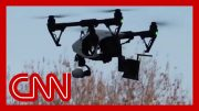Watch China use 'talking drones' to warn citizens 2