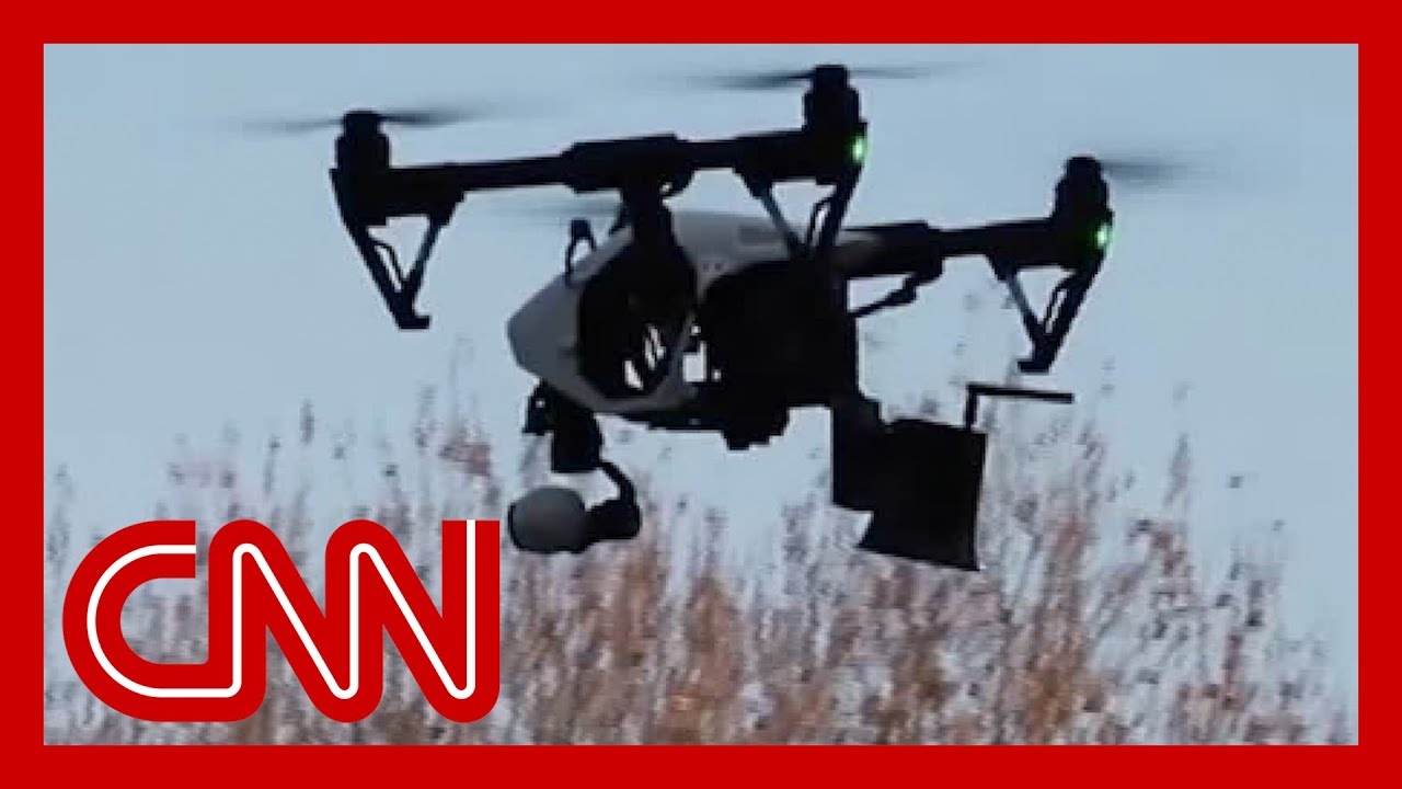 Watch China use 'talking drones' to warn citizens 1
