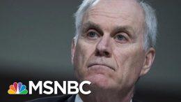 Kube: Fmr. Navy Secretary's Bloomberg Endorsement 'Direct Strike' At Trump | Hallie Jackson | MSNBC 2