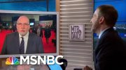 Sanders Campaign: 'Will Reach Across All Elements Of The [Democratic] Party' | MTP Daily | MSNBC 5