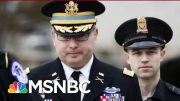 Donald Trump Signals His Intention To Seek Revenge Against Perceived Enemies | Deadline | MSNBC 4