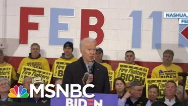 'Grotesque,' 'Smear': Biden Aide Unloads On Trump Amid New Hampshire Fight | MSNBC 6